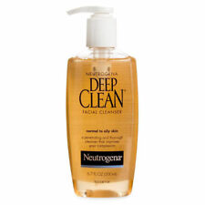 Neutrogena Deep Clean Facial Cleanser Normal To Oily Skin 200 ml Free Shipping