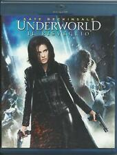 Blu-ray Underworld il Risveglio Kate Beckinsale Sony Pictures Len Wiseman 16 9