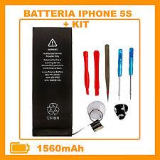 Batteria Litio ricambio Apple iPhone 5 A1428 A1429 A1442 APN 616-0610 616-0611
