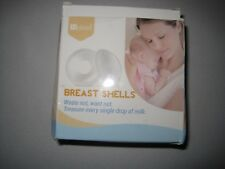 Beleef Breast Shells, Nursing Cups, Milk Saver,Nipples for Breastfeeding, 2 pack