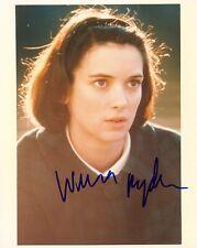 Winona Ryder (Beetlejuice - Black Swan), Hand Signed 10 X 8 Photo.