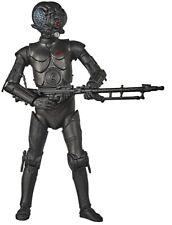 40TH Anniversary 6 Inch Zuckuss 4-LOM Bounty Hunter Black Series Star Wars LOOSE