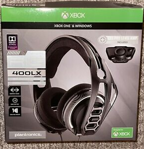 RIG 400LX 3D Audio Gaming Headset Xbox One Dolby Atmos Special Edition New Mic