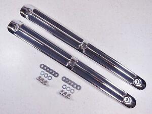 Honda CB750 CB750K CB 750 Four Exhaust Muffler Chrome Heat Shield Trim 0533-002