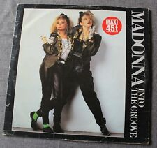 Madonna, into the groove, Maxi Vinyl