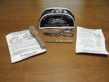 Crab Master Crab Eating Kit Utensils Vintage El Tesoro Indian Head Maryland USA