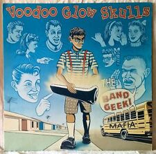 VOODOO GLOW SKULLS THE BAND GEEK MAFIA RARE LP 1st PRESSING