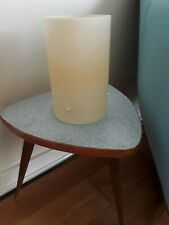 Vintage Hard Plastic Lampshade Original Retro Kitsch Mid Century Modern