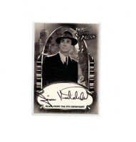Star Trek Voyager PA7 Jim Krestalude Autographed Limited Edition Card
