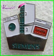 Pin's SIEMENS Electromenager Lave Vaisselle Refrigerateur Four  #G1
