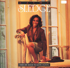 KATHY SLEDGE - Prendre Me Back To Love Again - Epic - 49 74212 - 1992 - Usa