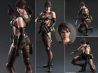 Play Arts Kai Quiet Metal Gear Solid V The Phantom Pain Figurine No Box