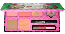 Benefit Cosmetics REAL Cheeky Party Holiday Blush Palette LE NIB!