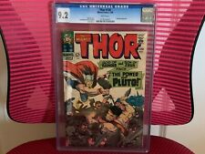 Thor #128 CGC 9.2 White Pages Hercules