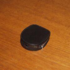 Estuche Negro Pequeño Vintage para pequeñas Medidor De Luz O Accesorio de foto hecha en Japón