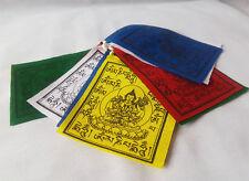 OM Mani Padme Hum- Chenrezig Mini Room Prayer Flag