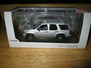 First Response Replicas 2014 Chevrolet Tahoe Silver