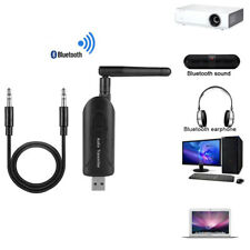 Micro USB Bluetooth Wireless A2DP Audio Transmitter Stereo Adapter for DVD PC TV