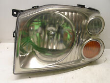 00 01 Nissan Frontier Xterra Left Driver Side Headlight Helogan Lamp OEM