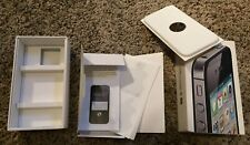 💛  iPhone-4S-Original-empty-box-BOX-ONLY 16G - BLACK PHONE MC922LL/A