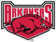 "Arkansas Razorbacks NCAA Vinyl Car Bumper Window Sticker Decal 5""X3.9"""