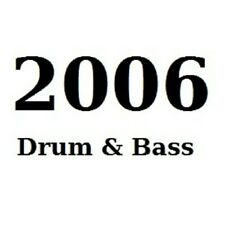 """10 x Mystery / Drum and Bass Vinyl 12"""" Records Collection Bargain ALL FROM 2006"""