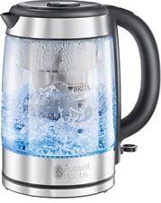 Russell Hobbs 20760-10 Purity Glass Brita Kettle, 1.5 L, 3000 Watt