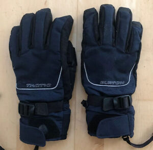BURTON TACTIC snowboard Skiing Gloves Blue Sz. XS