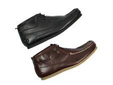 Mens Boots Nicholas Deakins Mildert Eye Black & Brown Colours All Sizes 6-12