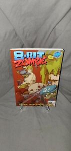 8-Bit Zombie The Full Byte Fred Perry GN Antarctic Press TPB Trade paperback