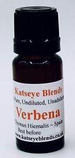 Verbena Essential oil x 10ml Therapeutic Grade 100% Pure
