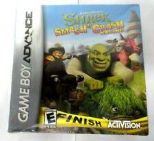 Shrek: Smash n' Crash Racing (Nintendo GameBoy) brand new