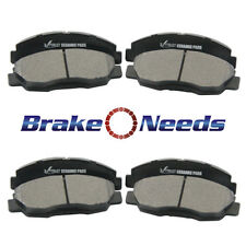 V-Trust Top Quality Front and Rear Ceramic Brake Pads Kit - VTCRDC000345