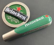 Heineken Badge And Tap Handle