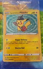 Special Delivery Pikachu SWSH074 Promo