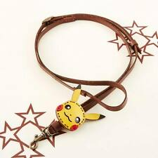 OJAGADESIGN madeinjapan Pokemon Center Limited PIKACHU's Neck Strap F/S