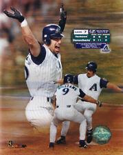 Luis Gonzalez 2001 World Series Game 7 Arizona Diamondbacks 8x10 Photo
