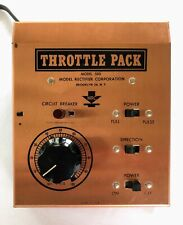 Throttle Pack (Model 500) Model Rectifier Corporation