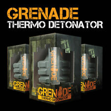 Grenade Thermo Detonator 100 Capsules Weight Loss Fat Burner Sale Price ** 100**