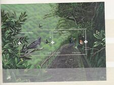 PORTUGAL - MADEIRA  2011 - INTERNATIONAL YEAR OF FORESTS - MNH BLOCK