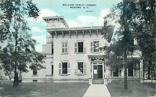 A View of the Wellers Public Library, Mohawk NY