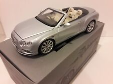 Bentley Continental GT Convertible 2016, Paragon PA98231R 1/18th scale