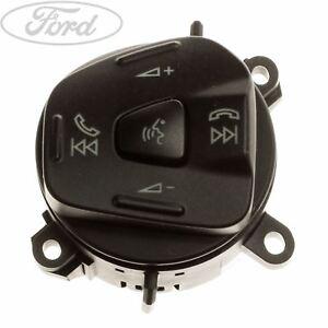 Genuine Ford Fiesta Mk7 Steering Wheel Media Gateway Module Switch 1751603