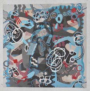 Isabelle Lanchon EW2 art brut, singulier, outsider, peinture, dessin
