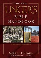 The New Unger's Bible Handbook by Gary Larson and Merrill F. Unger (2005,...