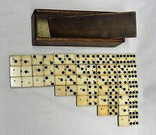 Bone Dominoes Board & Traditional Games