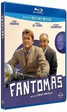 FANTOMAS - JEAN MARAIS & LOUIS DE FUNÈS - 1964 - BLU-RAY + DVD - NEUF NEW NEU