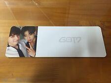 GOT7 5th Mini Album Fly Flight Log:Departure Type-11 PhotoTicket Official K-POP.