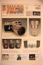 PHOTO DEAL Photodeal Heft 57 2/2007, Petzval, Minolta, Leitz, Nikon SP, Holly