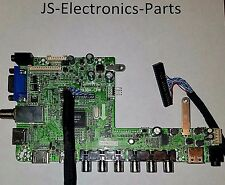 NEW ELEMENT ELEFT406 MAIN BOARD CV3393BH-CPW  1.80.61.00301 & LVDS Cable